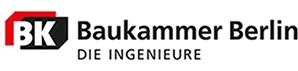 Logo Beratender Ingenieur in der Baukammer Berlin